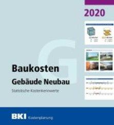 BKI Baukosten Gebäude Neubau 2020