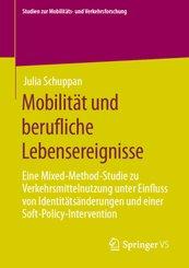 Mobilität und berufliche Lebensereignisse