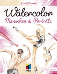 Watercolor Menschen & Porträts