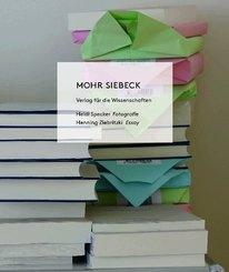 Mohr Siebeck Verlag für die Wissenschaften