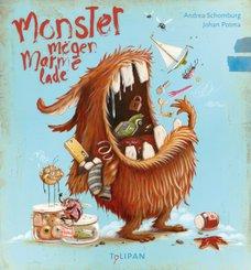 Monster mögen Marmelade; 3