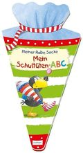 Der kleine Rabe Socke: Mein Schultüten-ABC