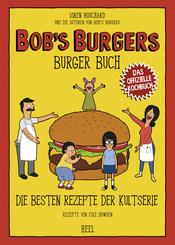 Bob's Burgers Burger Buch