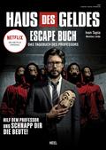 Haus des Geldes Escape-Buch, Das Tagebuch des Professors