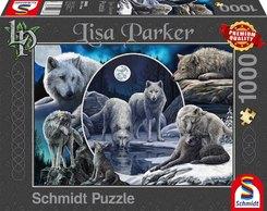 Prächtige Wölfe (Puzzle)