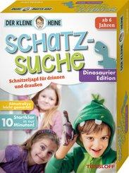 Der kleine Heine - Schatzsuche - Dinosaurier Edition (Spiel)