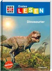 WAS IST WAS Erstes Lesen: Dinosaurier