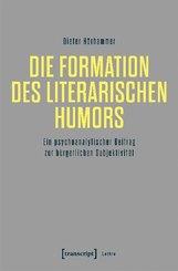 Die Formation des literarischen Humors