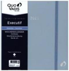Executif Pastel mit Gummizug Blau 2021
