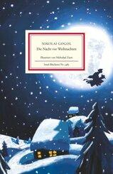 Die Nacht vor Weihnachten; Volume 1