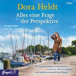 Alles eine Frage der Perspektive, 2 Audio-CD