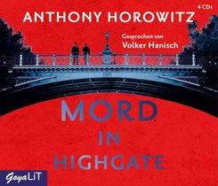 Mord in Highgate, 4 Audio-CD