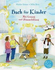 Bach für Kinder, m. 1 Audio-CD