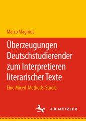 Überzeugungen Deutschstudierender zum Interpretieren literarischer Texte