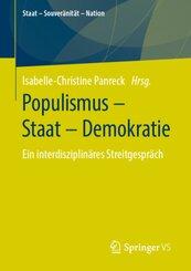 Populismus - Staat - Demokratie