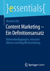 Content Marketing - Ein Definitionsansatz