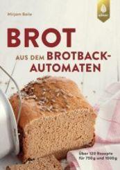Brot aus dem Brotbackautomaten