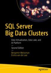 SQL Server Big Data Clusters; Volume 5