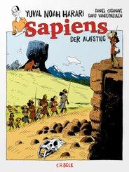 Sapiens - Der Aufstieg, Graphic Novel