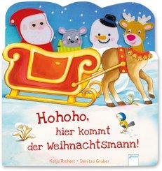 Hohoho, hier kommt der Weihnachtsmann!