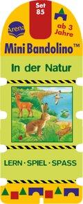 MiniBandolino (Spiele): In der Natur (Kinderspiel); 85*85