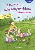 5 Minuten Mädchengeschichten für Erstleser
