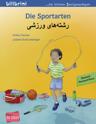 Die Sportarten, Deutsch/Persisch-Farsi
