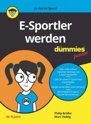 E-Sportler werden für Dummies Junior