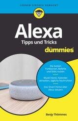 Alexa - Tipps und Tricks für Dummies; Band 3