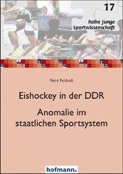 Eishockey in der DDR - Anomalie im staatlichen Sportsystem