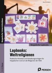 Lapbooks: Weltreligionen - Grundschule