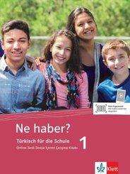 Ne haber? - Arbeitsbuch + Klett Augmented - Bd.1