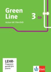 Green Line G9. Ausgabe ab 2019: 7. Klasse, Action UK!