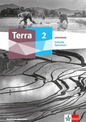 Terra Erdkunde 2. Ausgabe Nordrhein-Westfalen Gymnasium