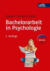 Bachelorarbeit in Psychologie