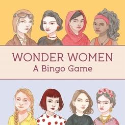Wonder Women Bingo (Kinderspiele)