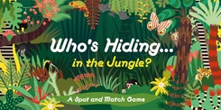 Who's Hiding in the Jungle? (Kinderspiele)