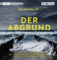Der Abgrund, 1 Audio-CD, MP3