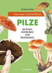 Anaconda Taschenführer Pilze
