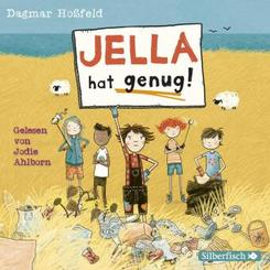 Jella hat genug!, 3 Audio-CD