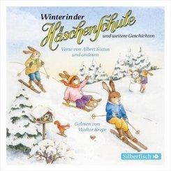 Winter in der Häschenschule und weitere Geschichten