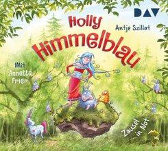 Holly Himmelblau - Teil 2: Zausel in Not, 2 Audio-CD