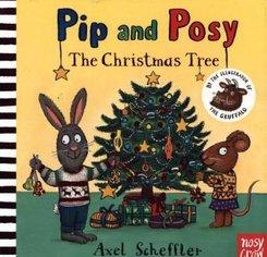 Pip and Posy - The Christmas Tree