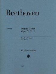Beethoven, Ludwig van - Rondo G-dur op. 51 Nr. 2