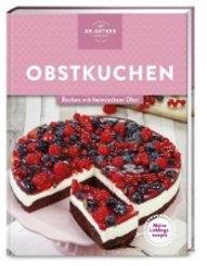 Dr. Oetker Meine Lieblingsrezepte: Obstkuchen