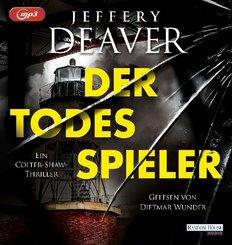 Der Todesspieler, 2 Audio-CD, MP3