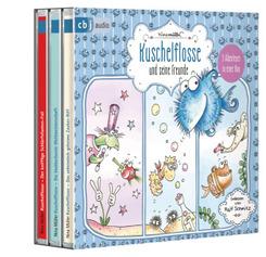 Kuschelflosse und seine Freunde, 6 Audio-CD
