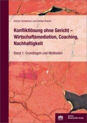 Konfliktlösung ohne Gericht - Wirtschaftsmediation, Coaching, Nachhaltigkeit