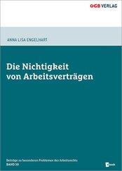 Die Nichtigkeit von Arbeitsverträgen, m. 1 E-Book