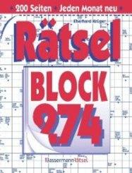 Rätselblock - .274